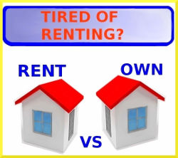 Tired of Renting